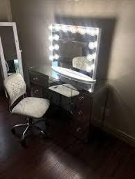 Mirrored Vanity Table Abby Premium Mirrored Vanity Table Mirrored Vanity Table Mirror