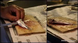 comment cuisiner des filets de sardines filets de sardines marinés