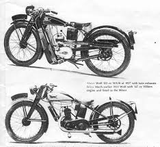 wolf classic bikes classic motorbikes