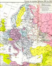 Europe Map During Ww2 by World War Ii In The Baltic