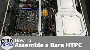 home theater server how to build a home theater pc htpc youtube