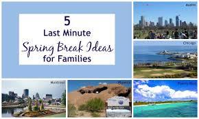 5 destinations for families voyage