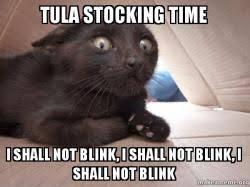 Stocking Meme - tula stocking time i shall not blink i shall not blink i shall
