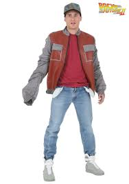 marty mcfly costume back to the future marty mcfly jacket