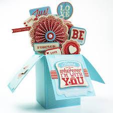 how to make handmade pop up birthday cards creative diy handmade pop up box card kit