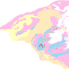 offshore geology datasets