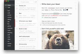 why i finally replaced evernote with bear the verge