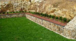 Garden Rocks Perth Gabion Baskets Limestone Walls Garden Landscaping Lime