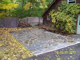 Average Cost Of Flagstone Patio by Clark Kent Creations Swarthmore Pa Landscape Design And