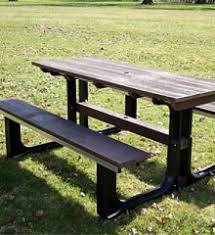 picnic table seat cushions eco bench sets