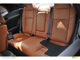 Dodge Challenger Interior - black sepia interior 2015 dodge challenger srt hellcat photo