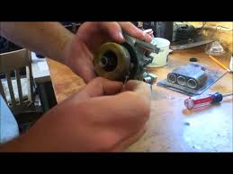 how to rebuild a kohler k series carburetor k161 k181 k241 etc