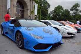 supercars gather for 2017 ace spade rally wheels ca