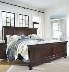 afw lowest prices best selection in home furniture afw porter queen panel bed