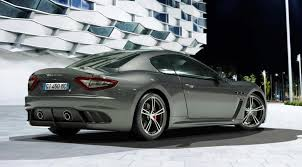 maserati india carnation auto blog the all new maserati granturismo mc stradale