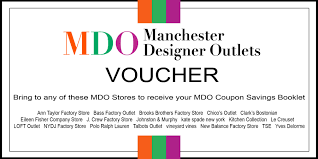 kitchen collection coupon voucher manchester designer outlets