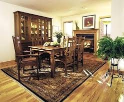 cherry dining room sets stickley dining room table cherry valley dining table stickley