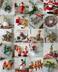 vintage christmas decorations vintage christmas decorations into