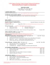 Sample Resume Formats For Freshers by Fresher Resume Formats 2016 Latest Resume Formats Resume Format