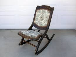 Old Rocking Chair Chair Furniture Vintage Patio Rocking Chair Parts Late 1800s