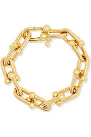 gold bracelet with links images Tiffany co link 18 karat gold bracelet net a jpg
