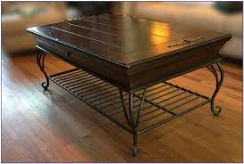 wrought iron end tables coffee table 30 best collection of wrought iron coffee tables wood