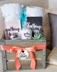 graduation gift basket 30 creative graduation gift ideas