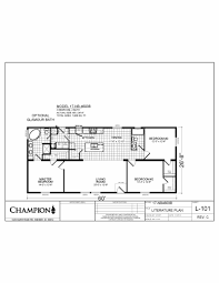 champion manufactured homes floor plans new beginnings series floor plans 20th century homes