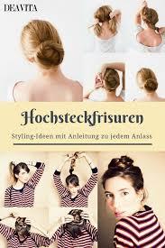 Verschiedene Hochsteckfrisurenen Anleitung by Viac Ako 25 Najlepších Nápadov Na Pintereste Na Tému Frisuren