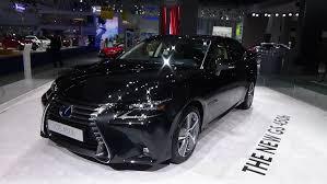 lexus hybrid sedan gs 2016 lexus gs 450h iaa frankfurt 2015 youtube
