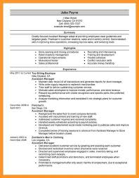 Resume For Purchase Assistant Resume For Retail Assistant Manager Assistant Manager Resume