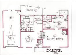 Home Plans Tri Level House House Plans