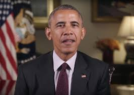 president obama s thanksgiving message contrasts donald