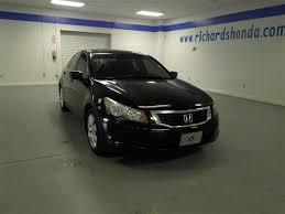 used honda accord baton pre owned 2009 honda accord 2 4 ex l sedan in baton 271691a