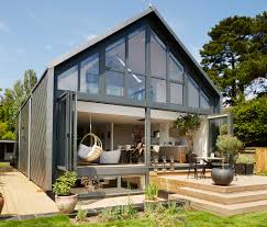 amphibious a small home in the uk that is designed to float