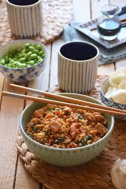 recettes de cuisine indon駸ienne balinaise nasi goreng recette salée petits plats plat et