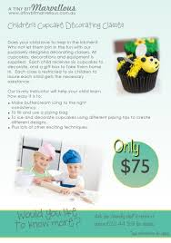 learn to decorate cakes at home holiday program a tiny bit marvellous