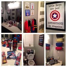 Little Boy Bathroom Ideas Very Cool Superhero Bathroom Decor Http Life Petwatchclub Com