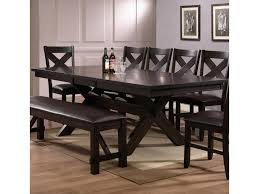 rectangular dining table with storage belfort furniture