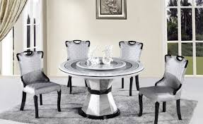 elegant grey dining table and chairsin inspiration to remodel home