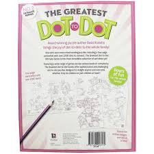 the greatest dot to dot ultimate series book 2 by david kalvitis