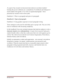 strategies to teach paragraph writing to primary students hand book 2