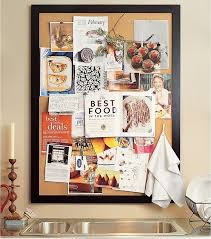 kitchen message center ideas kitchen bulletin board ideas and best 25 kitchen