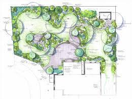 Modern Landscaping Ideas For Small Backyards by Modern Landscape Design Plan Fleagorcom