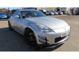 nissan 350z used uk used nissan 350 z coupe 3 5 v6 2dr in essex greater london r d