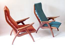 Relax Armchair Chairs Organic Fifties Relax Chairs