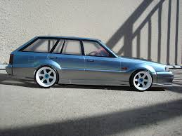 skyline wagon r31 house nissan skyline estate wagon rc culture