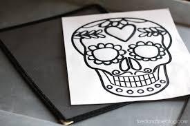 dia de los muertos free printables dia de free printable and