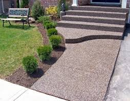 Exposed Aggregate Patio Pictures by Best 25 Exposed Aggregate Ideas On Pinterest Driveway Border
