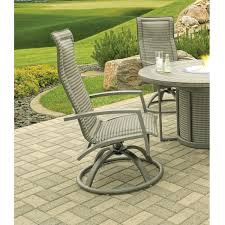 Swivel Patio Chairs High Back Patio Chair Covers Patio Furniture Conversation Sets